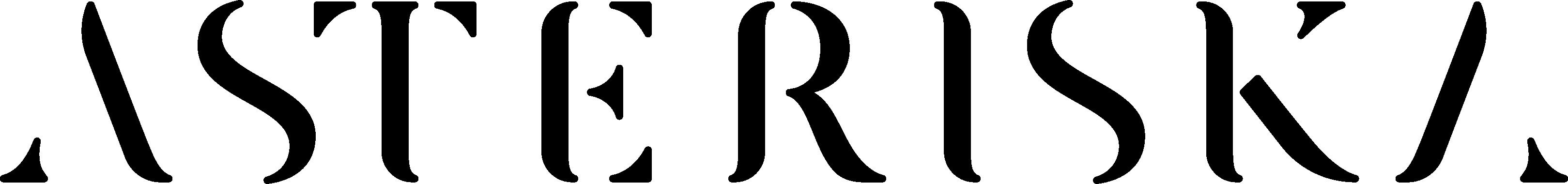 ASTERISKA 02 - BLACK